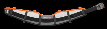 Pelēka ar oranžu Husqvarna instrumentu josta FLEXI