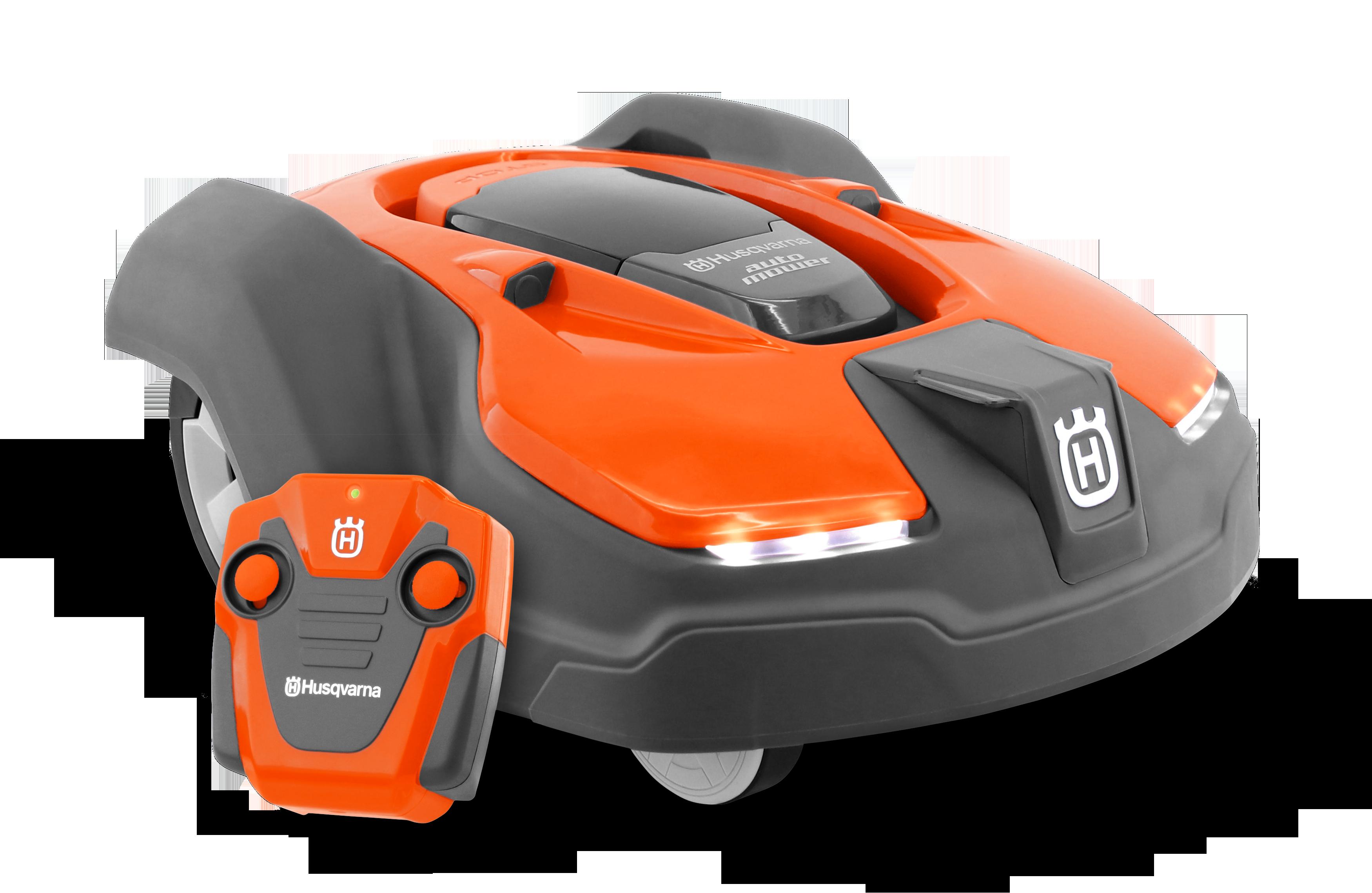 Husqvarna Automower robotizēts zāles pļāvējs