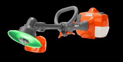 Oranža Husqvarna rotaļlieta – Trimmeris